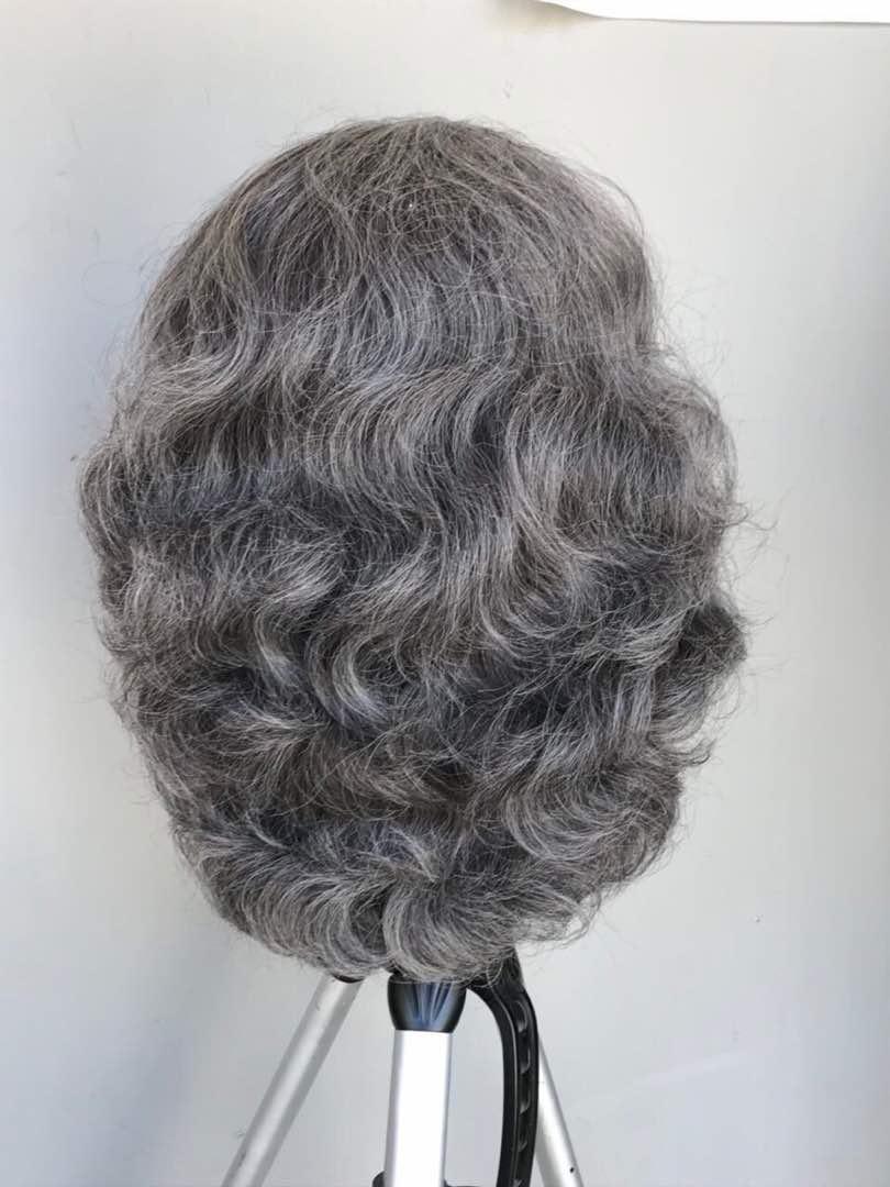 کلاه گیس با موی طبیعی
